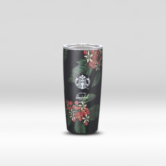 The reSupply STARBUCKS® X Herschel Supply Co. 20oz Insulated Double Wall Stainless Steel Tumbler