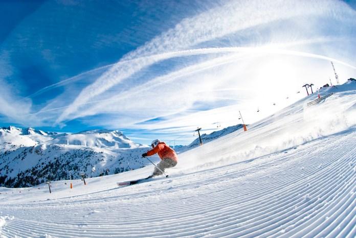 塞勒(Cerler)滑雪场 by 阿拉贡大区旅游局 庇里牛斯山