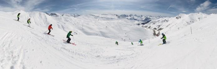 阿斯顿(Astún)滑雪场 by 阿拉贡大区旅游局 庇里牛斯山