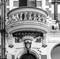 Modernismo na Coruña