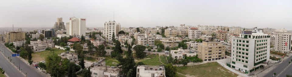 Jordania vistas de Amman 10