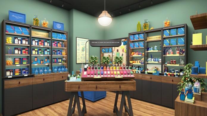 Atelier Cologne_Macau Venetian Store Rendering_Interiror (1)