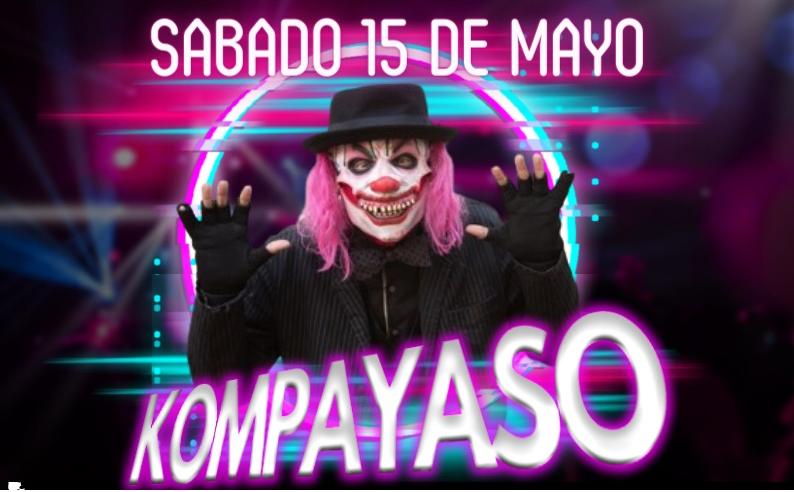 2021.05.15 El Compayaso