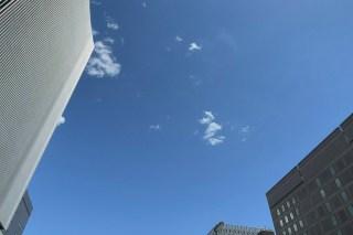 wide open sky