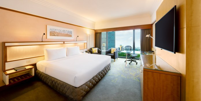 Pan Pacific Singapore (SG Clean, Staycation Approved)