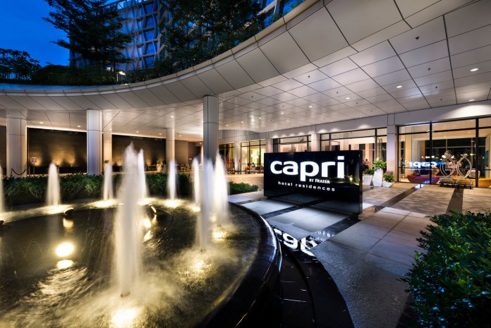 Capri by Fraser Changi City, Singapore (SG Clean, Staycation Approved)