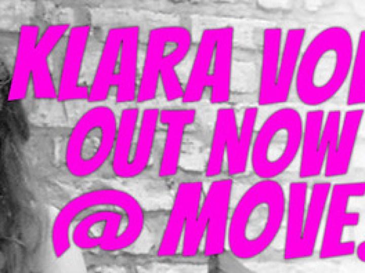 "NEW RELEASE - GIRLS BENTO Dances ""KLARA VOL2"" OUT NOW @ MOVE!"