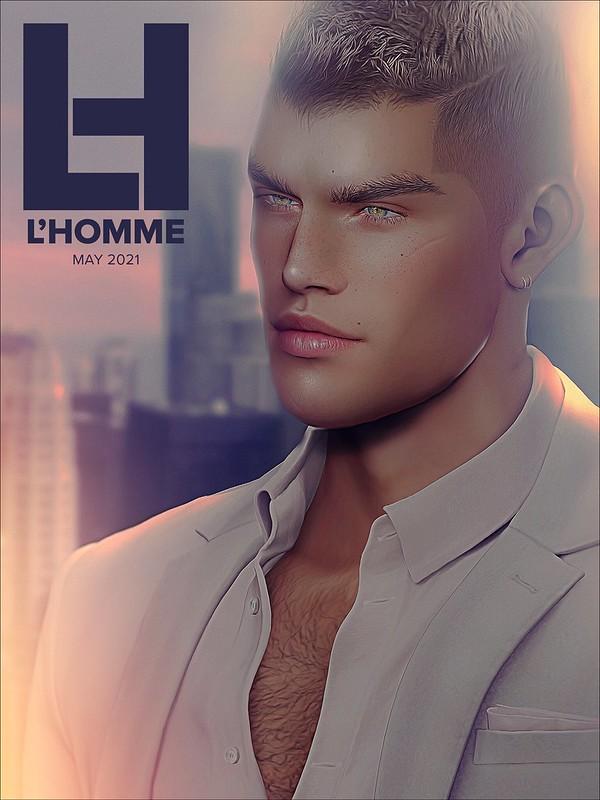 L'Homme Magazine SL May 2021