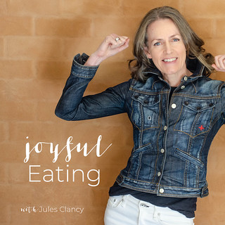 Joyful Eating Podcast Logo