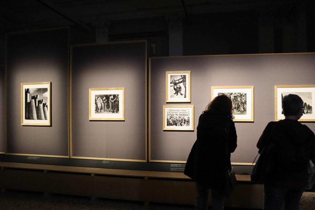 Margaret Bourke-White, mostra fotografica