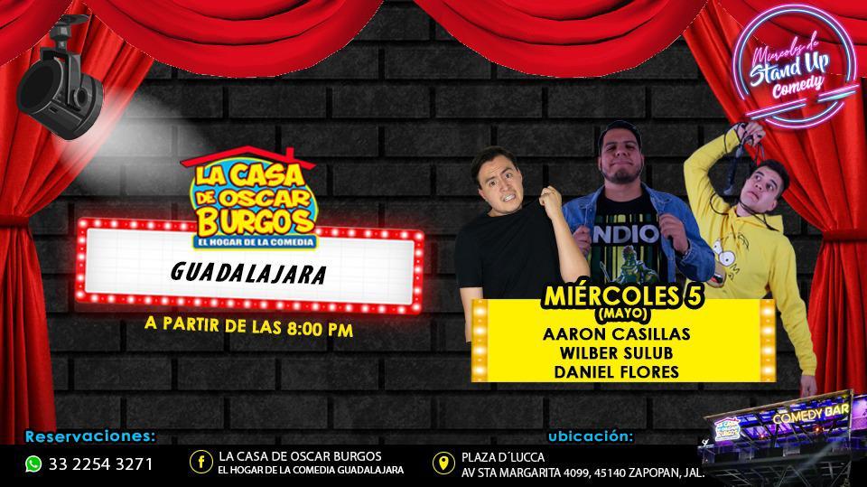 2021.05.05 Aaron Casillas, Wilber Sulub y Daniel Flores