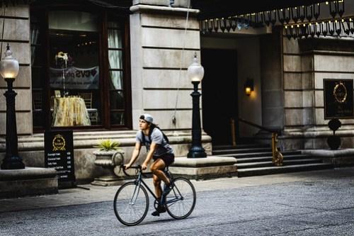 Seelbach Cyclist