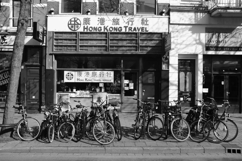 Rotterdam Daily Photo: Hong Kong Travel