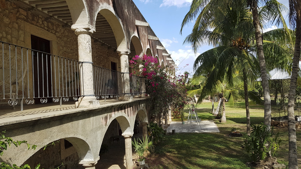 20180330 Hacienda Tepich Casa Vargas