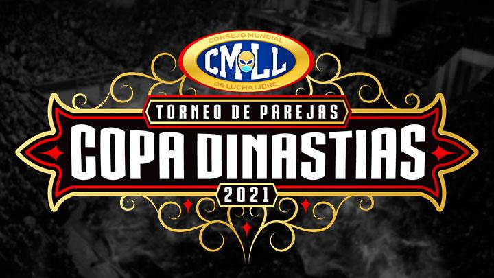 2021.05.28 Copa dinastías CMLL en Streaming