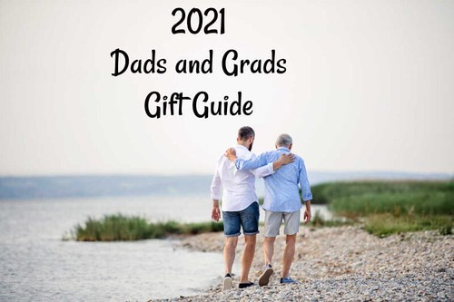 Dads and Grads Gift Guide #MySillyLittleGang