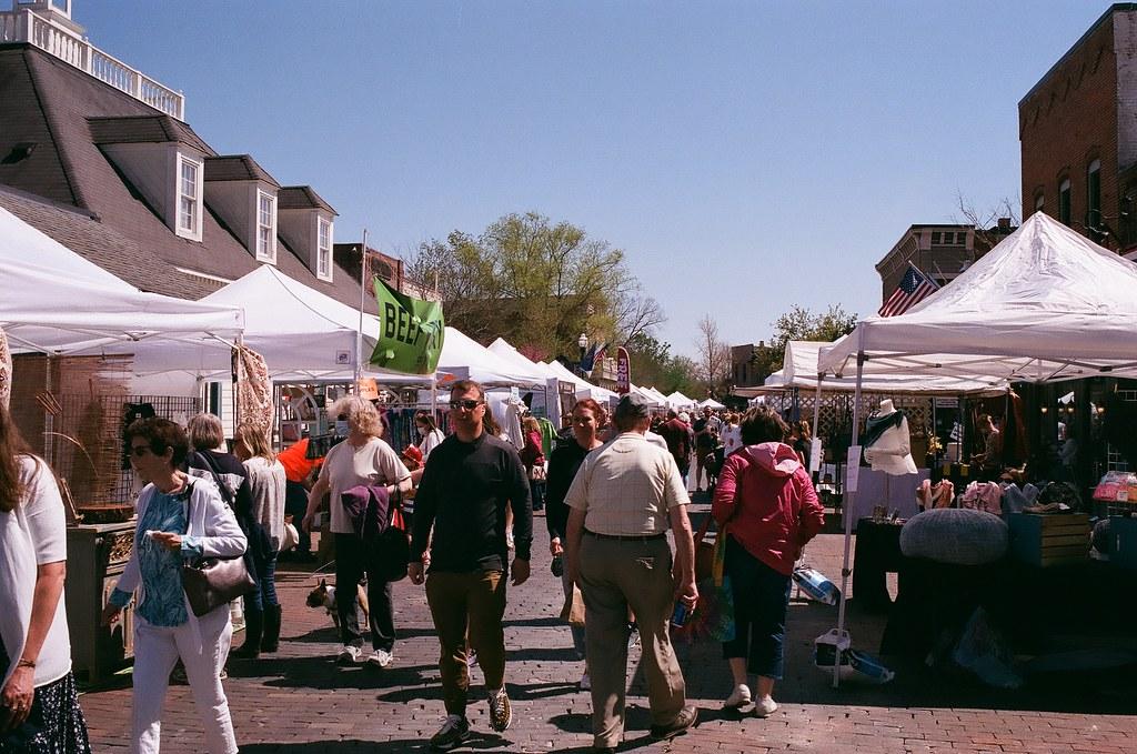 Brick Street Fair