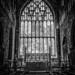 Window in Cartmel Priory