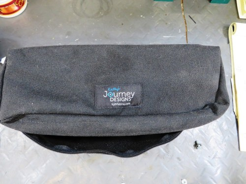 Kathy's Journey Design Fairing Pockets Come In Different Colors; Mine Are Black