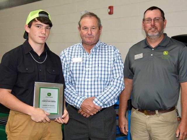 John Deere Ag Tech Student Recognition 2021