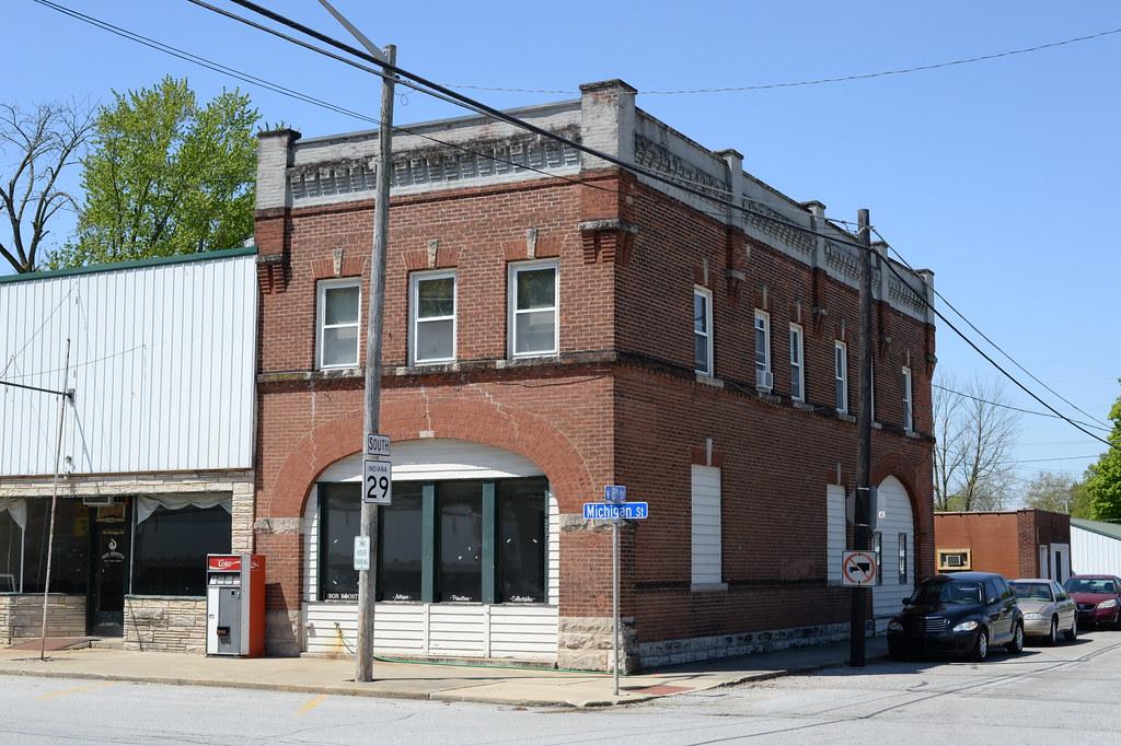 former Iron Rooster, Burlington