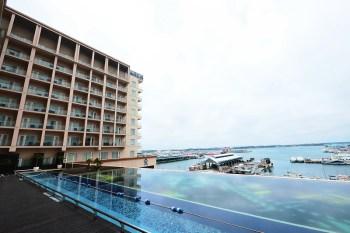 澎湖福朋喜來登飯店 澎湖唯一五星級飯店服務硬體皆優  無邊際泳池連港景超美拍!