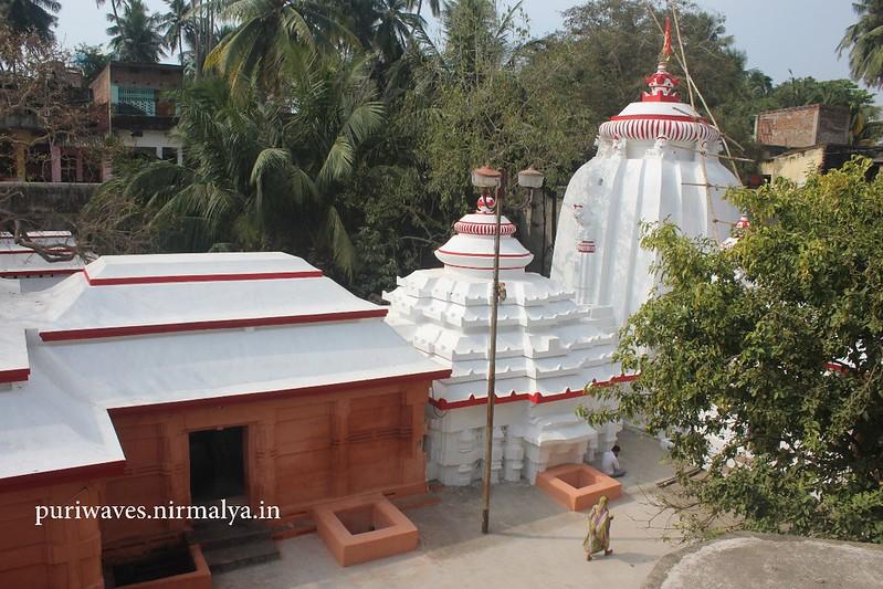 Yameswar ( Jambeswar )Temple