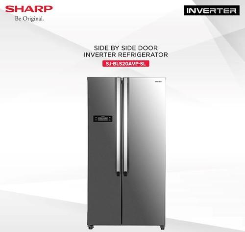 SHARP-Side-by-side-door-Inverter-Refrigerator