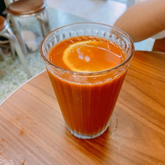 新華順咖啡 泰式凍檸茶