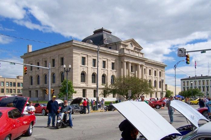 Miami County Courthouse