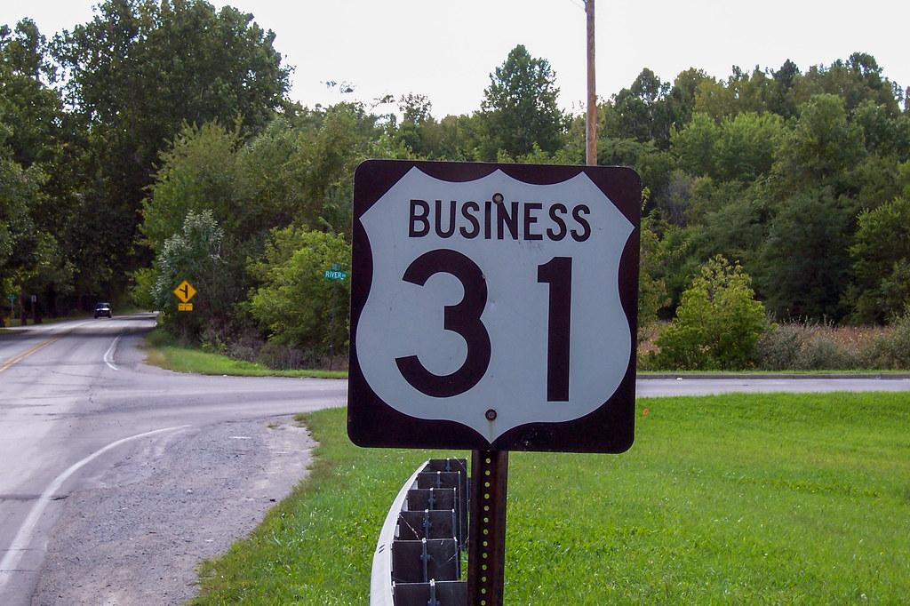 Business 31 shield