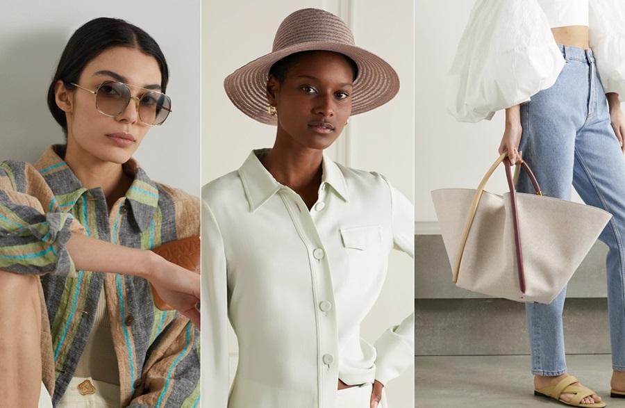 Loveshackfancy x Manebi甜美草編鞋 + Dior 30 Montaigne太陽眼鏡 + Balenciaga帆布袋XS好價
