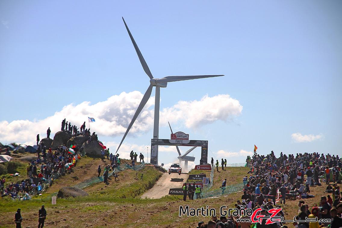 Rally WRC Portugal 2021 – Dia 4 – Martin Graña