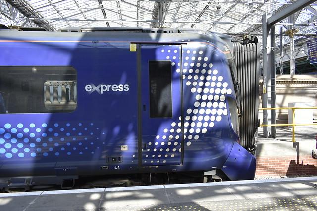Scotrail Express logo