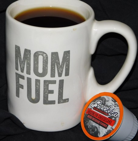 Brooklyn Bean Brooklyn Cheesecake Coffee Mom Fuel