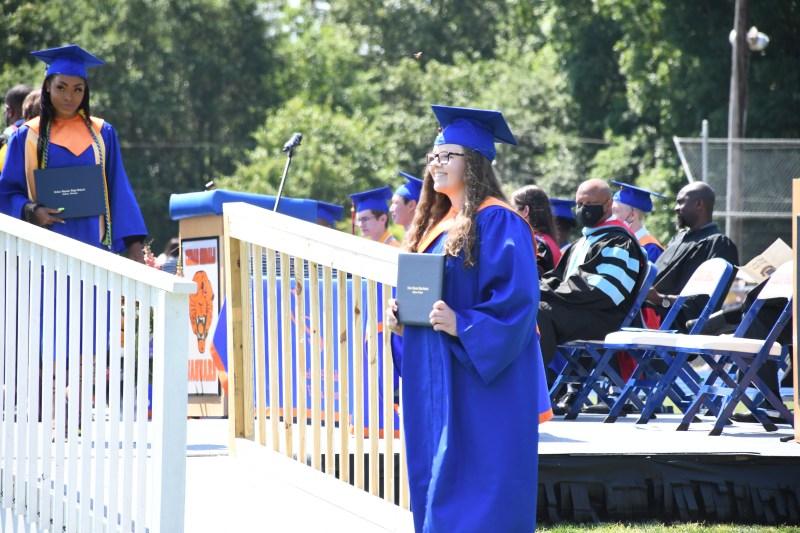 Cedar Shoals Graduation 2021