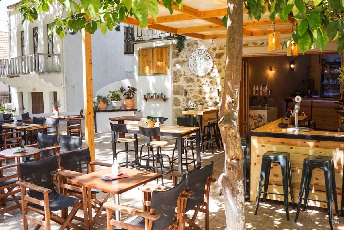 Spilin kylä, Kreeta