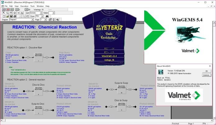 Working with Valmet (ex. Metso) WinGEMS v5.4.324 full