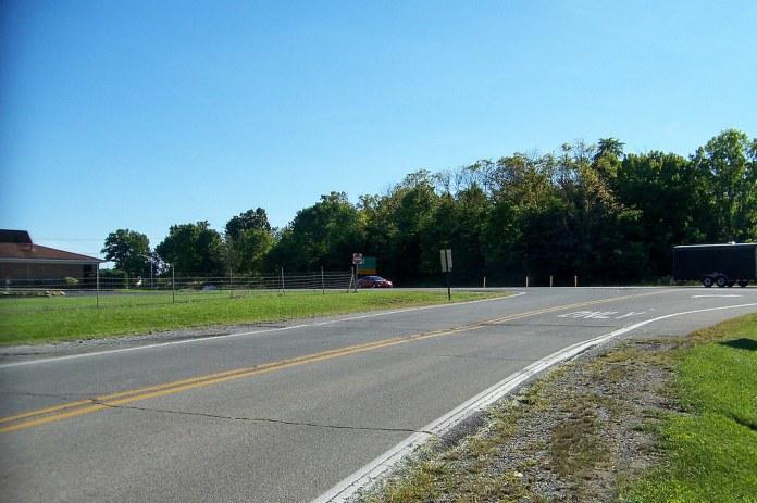 Old US 31 at US 31
