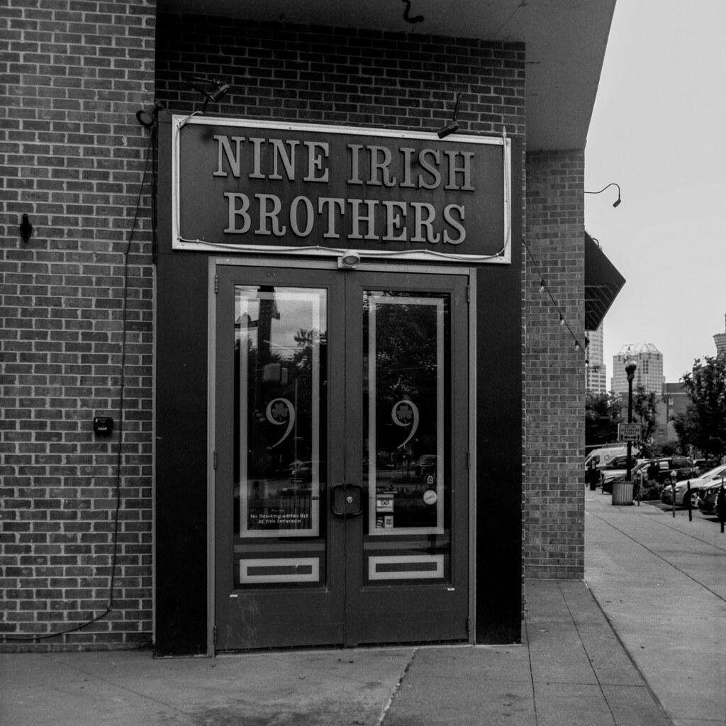 Nine Irish Brothers
