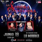 2021.06.19 La Sonora Santanera e invitados especiales.