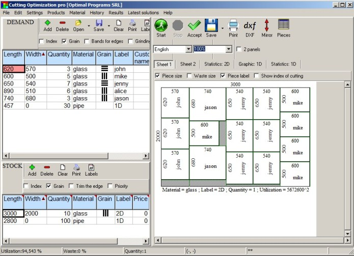 Working with Cutting Optimization Pro 5.14.0.3 full