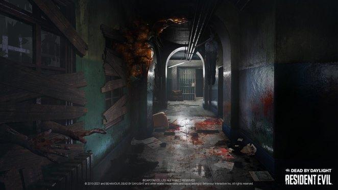 Dead by Daylight (Resident Evil)