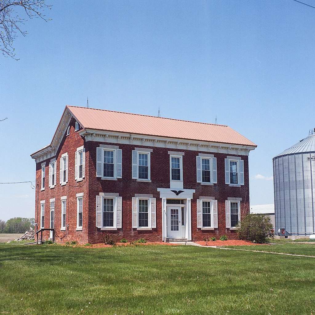 Mathews house, Michigan Road