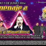 2021.06.05 Homenaje a Mecano y Miguel Bosé