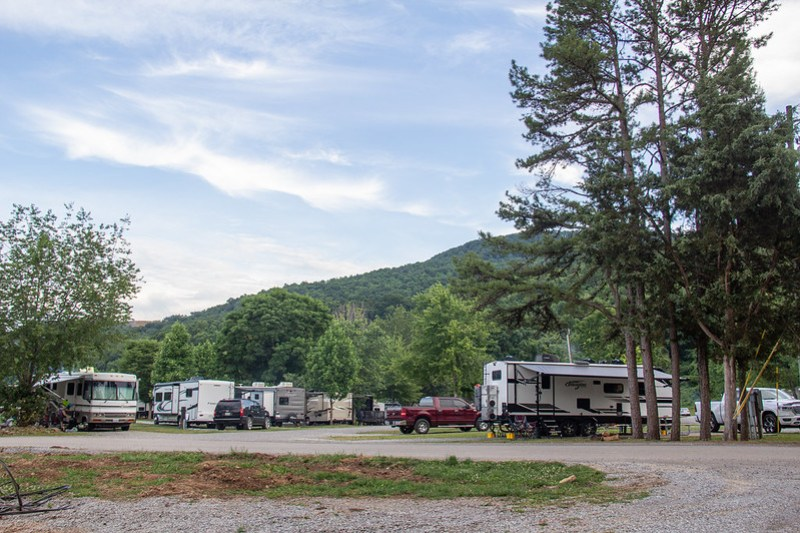 Raccoon Mountain Campground13