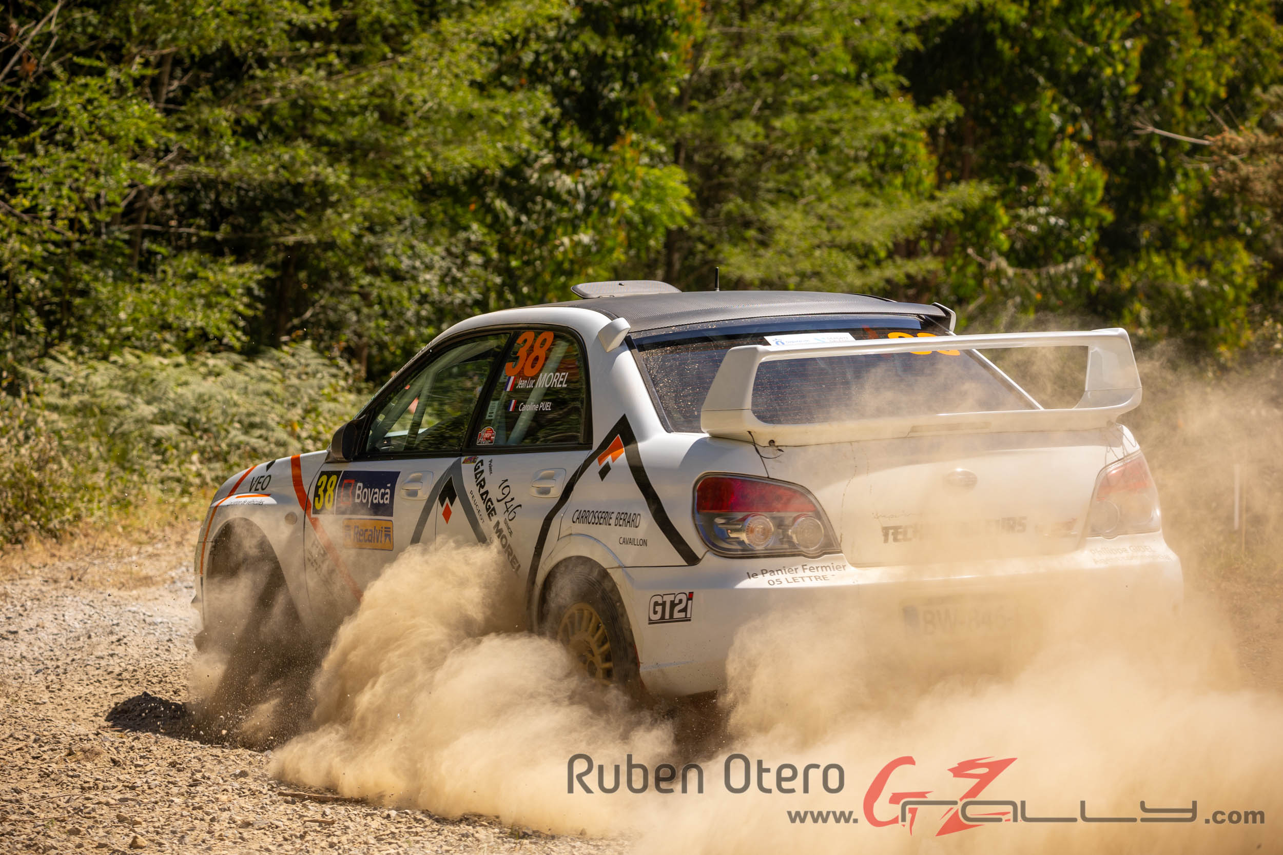 Rally da Auga 2021 - Rubén Otero
