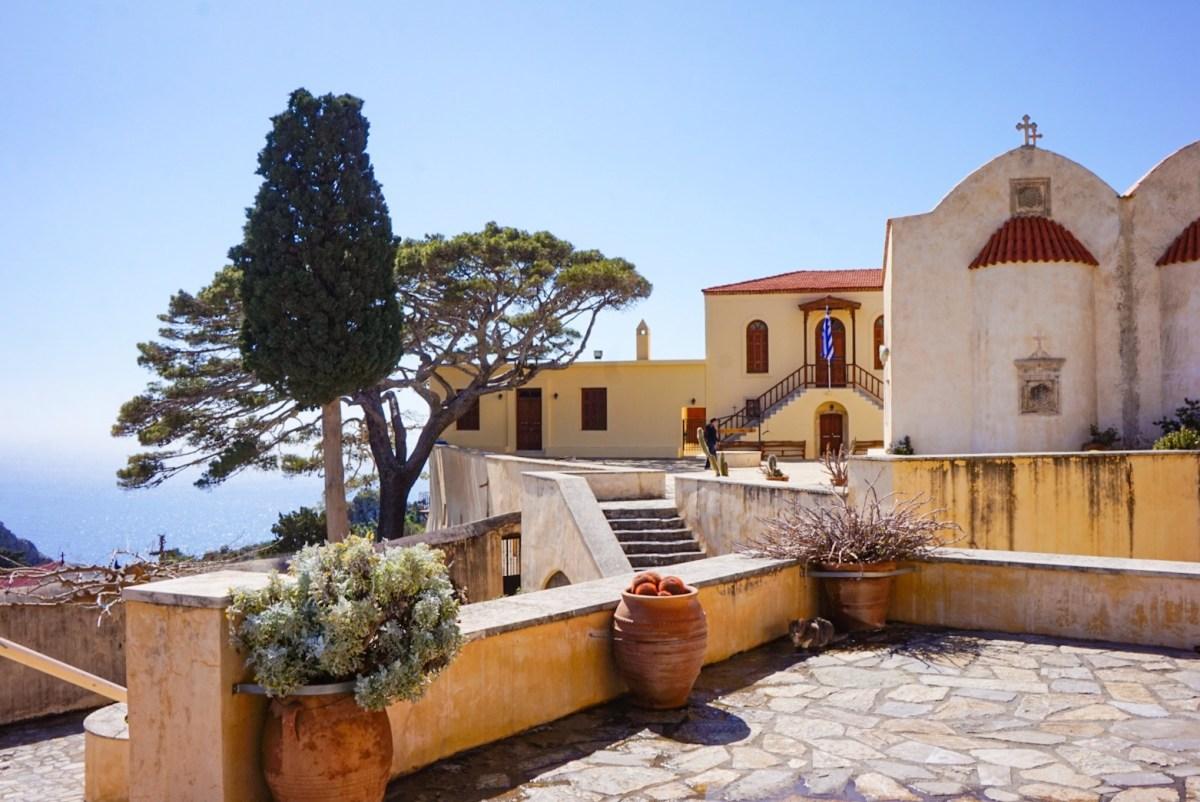 Kreetan luostarit