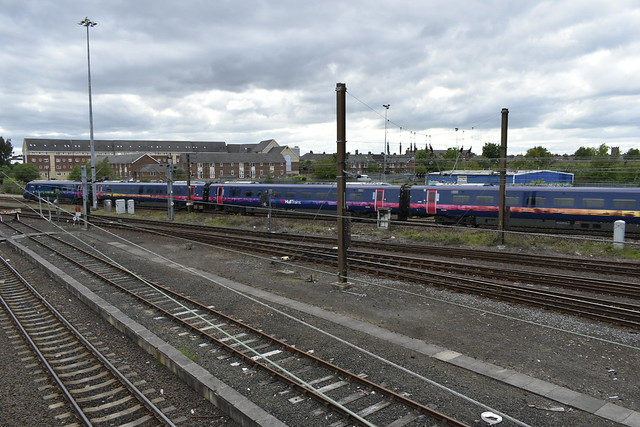 Hull Trains at chilly road