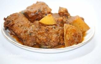 Jhall Piaji Recipe